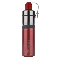 Probott Stainless Steel Double Wall Vacuum Flask Sports Bottle 500ml (PB 500-16)