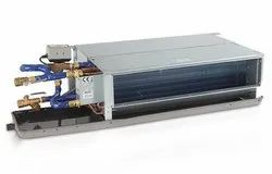 Hvac Duct Chilled Water FCU for Office Use, Capacity: 1 Ton - 500 Ton