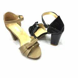Ladies High Heel Sandals, Size: 4-9
