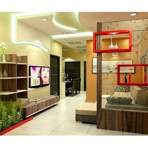 Bedroom Interior Flat Interior Designing Service Rs 1500 Square Feet Id 20642845530