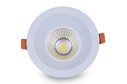 8W Round COB Light