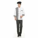 Hotel Chef Coat Uniform