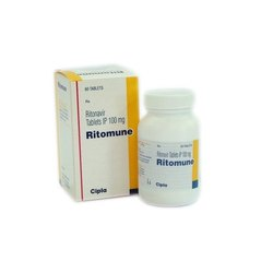 Ritonavir Tablet IP 100 mg