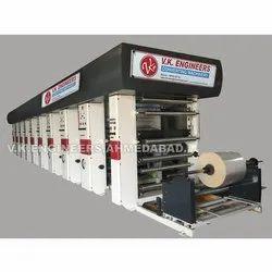 Standard Rotogravure Printing Machine