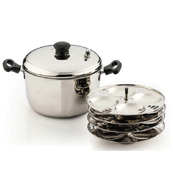 Special Idli Cooker 4 Plates