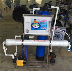 150 LPH Industrial RO Plant