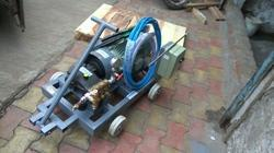 Electric Motor Operated Hydro Test Pump