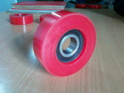 PU Step Roller Wheel