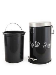Bucket Pedal Bin