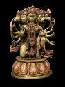 Panchamuga Hanuman Statue