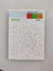 15mm Pinhole Mineral Fiber False Ceiling Tiles