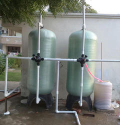 Big Residential Softener Plant