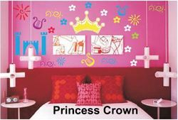 Big Stencils Princess Crown