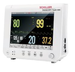 Schiller Truscope Touch Mini - 5 Para Patient Monitor