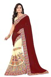 Riva 93 Georgette Saree