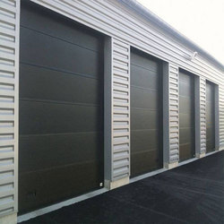 Industrial Sectional Door