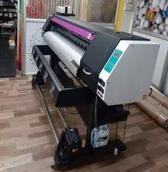 Xeda Eco Solvent Machine