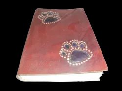Refillable Designer Handmade Leather Journal