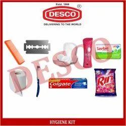 Desco 9 Hygiene Kit, For Travel, Packaging Type: Packet