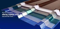 Trapezoidal Polycarbonate Roofing/Multiwall/Diamond Sheet