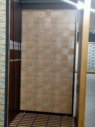 Car Parking Vitrified Tiles