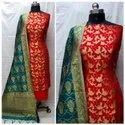 Heavy Banarasi Suits