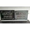 Granite Name Plate