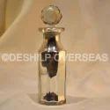 Deshilp Overseas Perfume Glass Bottle