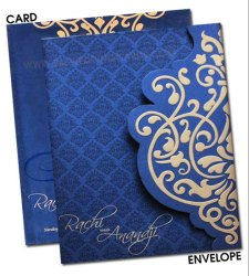 Designer Wedding Card Printing Service