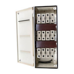 AC And DC Both Aluminum Electric Power Distribution Box