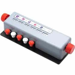 5 Key Manual Blood Cell Counter