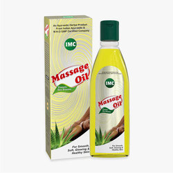 IMC 100ml Herbal Massage Oil