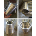 V Wire Conical Strainer Filter