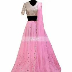 Indian Wedding Fashion Pink Bridal Lahenga Wedding Lahenga Choli