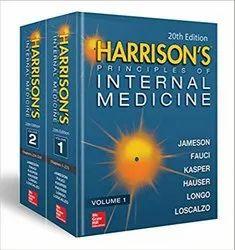 Harrison's Principles Of Internal Medicine, 20th Ed
