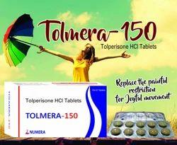 Tolperisone HCL Tablet