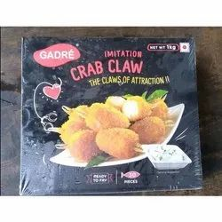 Gadre Imitation Crab Claw, 1 Kg (30 Pieces ), Packaging Type: Packet