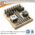 Jewelry Tool 40 PCS Dapping Set