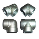 Welded Stainless Steel Elbow Socket