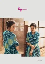 LT Fashion Ananya Cotton Silk Good Looking Fancy Saree Online Seller