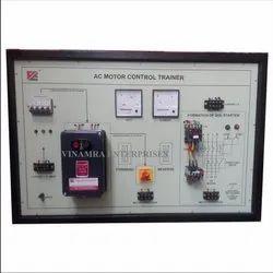 AC Motor Control Drive Trainer