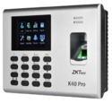 Fingure print Time Attendance System