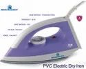 Pvc Electric Dry Iron, Packaging Type: Box