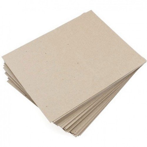 recycled paper chipboard 2 to 5 mm rs 10 square feet supreme