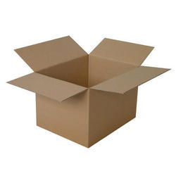 Kraft Paper Brown Plain Carton Box, for Packaging, Packaging Type: Bundles And Strapping