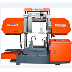 BDC-450 A Fully Automatic Double Column Band Saw Machine