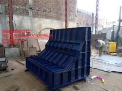 Friction Slab Moulds for Crash Barrier