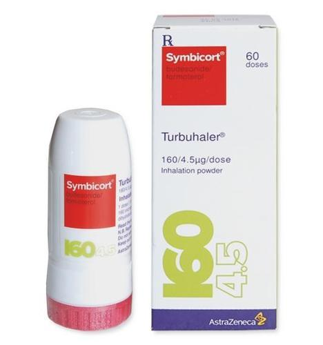 Budesonide and Formoterol, Packaging Size: 1, Packaging Type: Inhaler