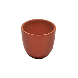 Earthen Clay Cherry Cup