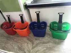 Shopping Trolley Basket